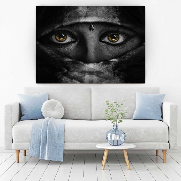 Tablou Canvas - Cat Eyes 1