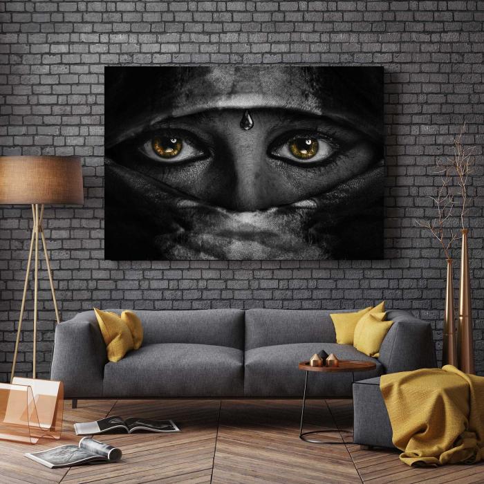 Tablou Canvas - Cat Eyes 2
