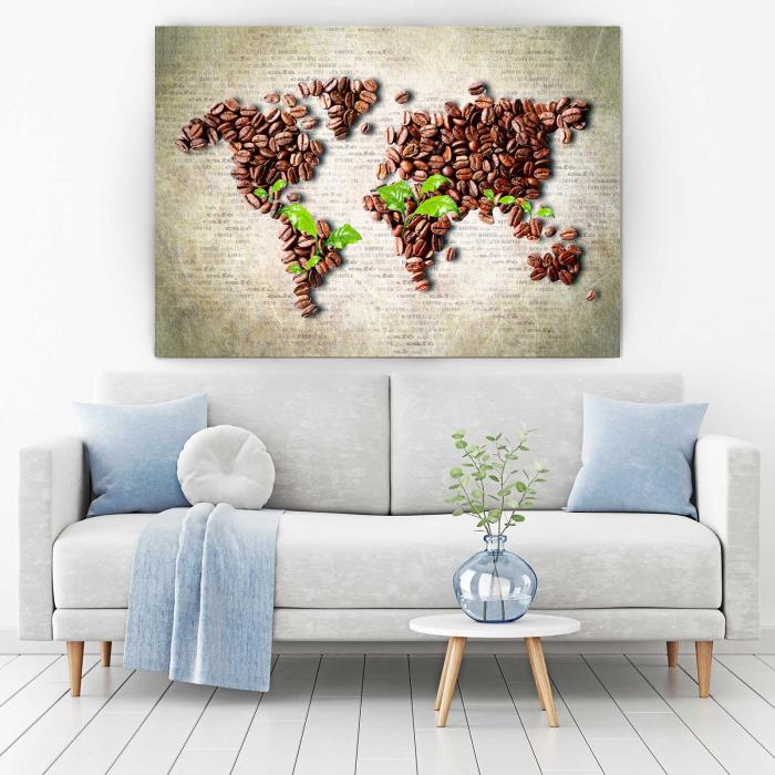 Tablou Canvas - Coffee 1