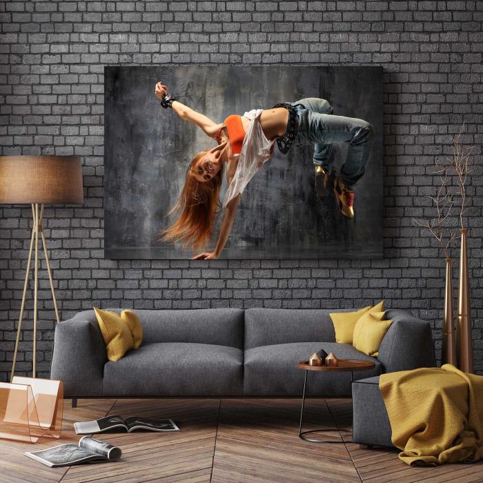 Tablou Canvas - Dance Girl 2
