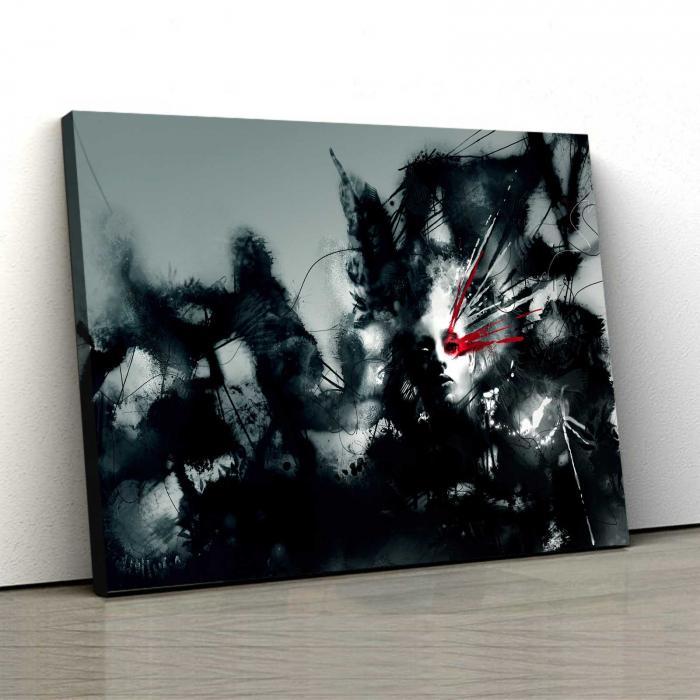 Tablou Canvas - Dark Inspiration [0]