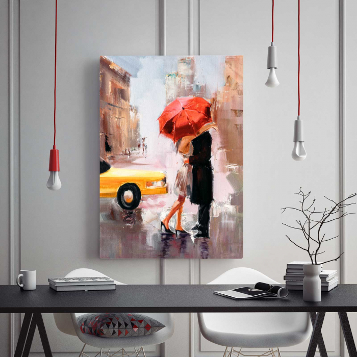 Tablou Canvas - Dating Couple [1]