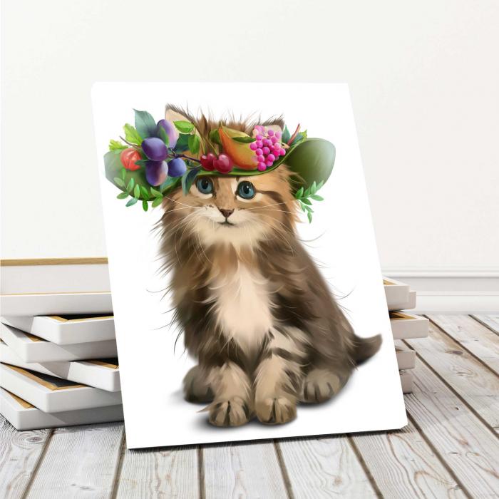 tablouri-copii-pictate-animale-kitty [0]
