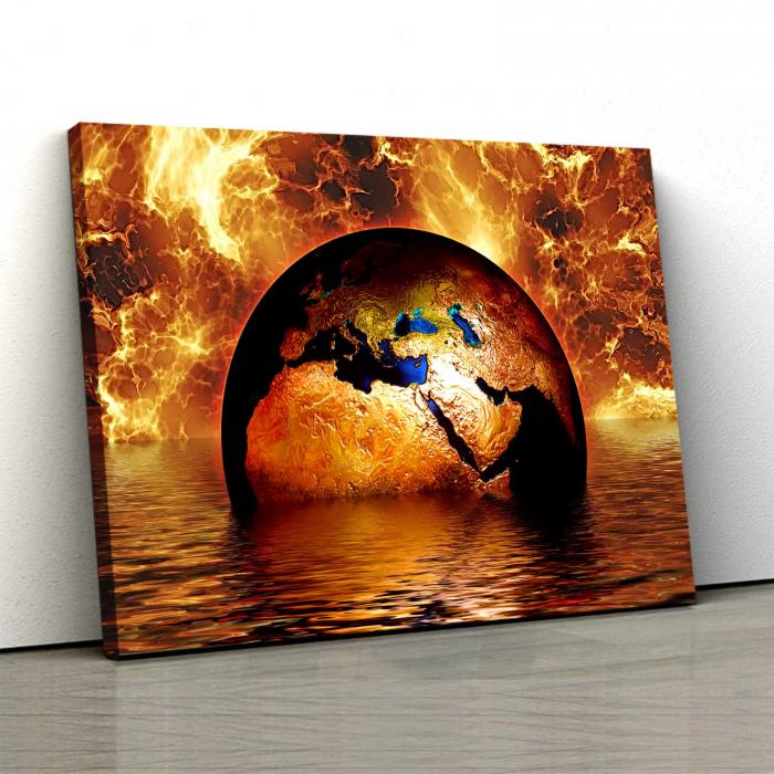Tablou Canvas - Earth [0]