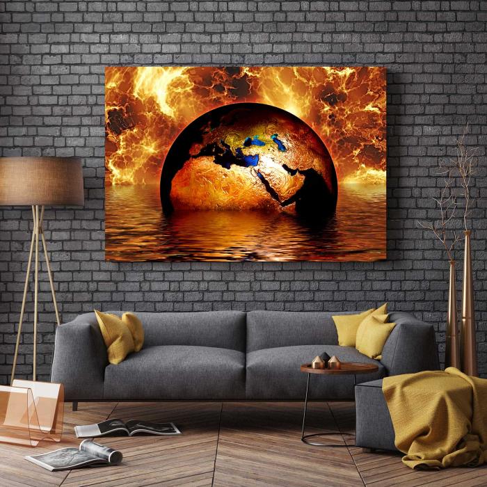 Tablou Canvas - Earth [2]