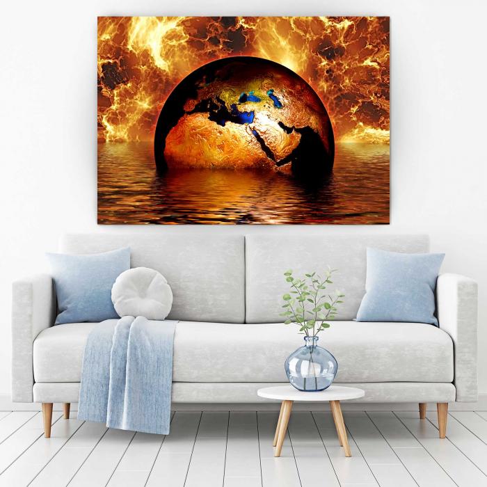 Tablou Canvas - Earth [1]