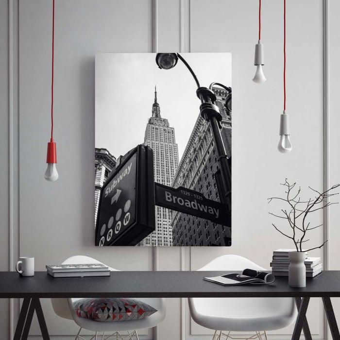 Tablou Canvas - Empire State Building 1