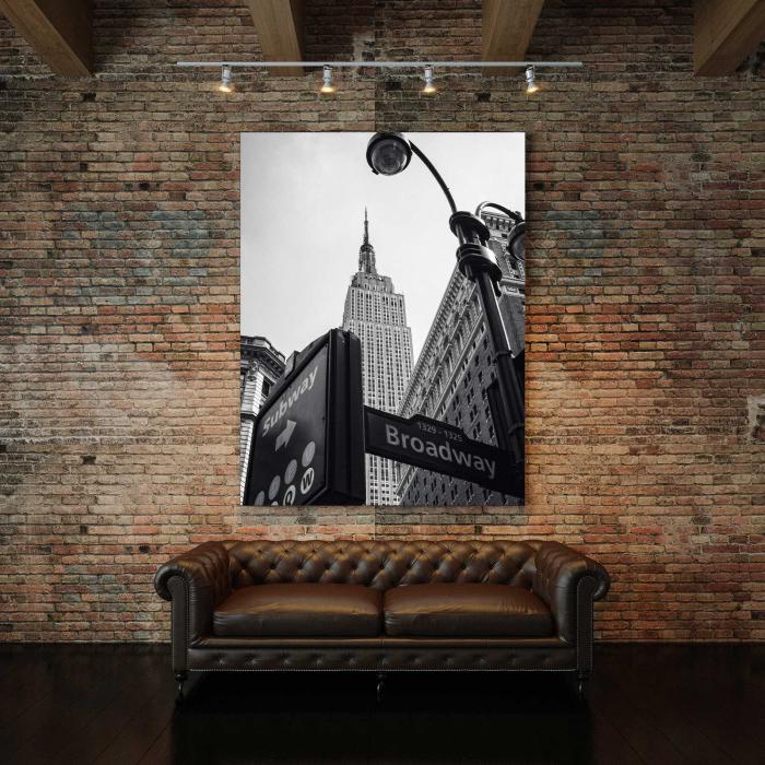 Tablou Canvas - Empire State Building [2]