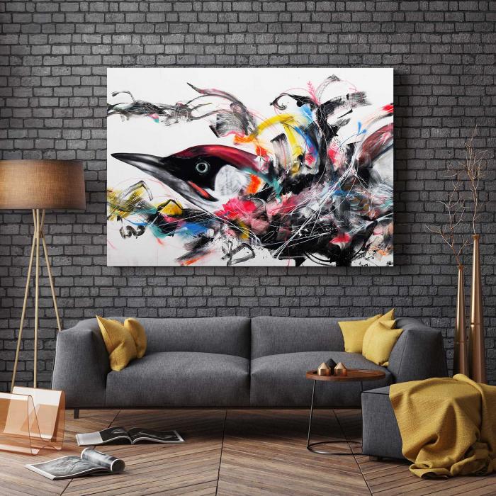 Tablou Canvas - Exprimare [2]