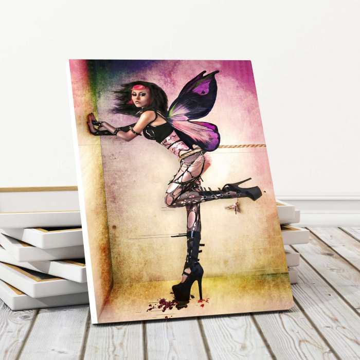 Tablou Canvas - Fairy 0