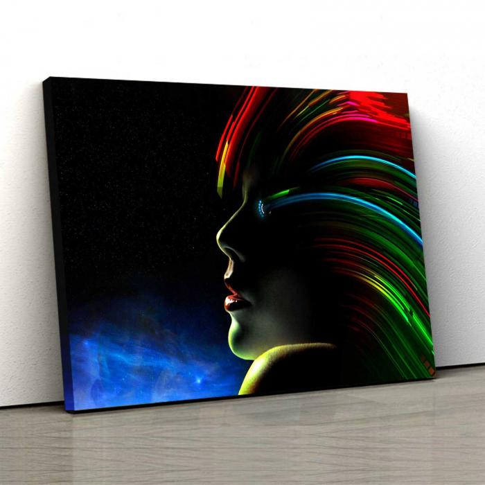 Tablou Canvas - Fantasy Colors [0]