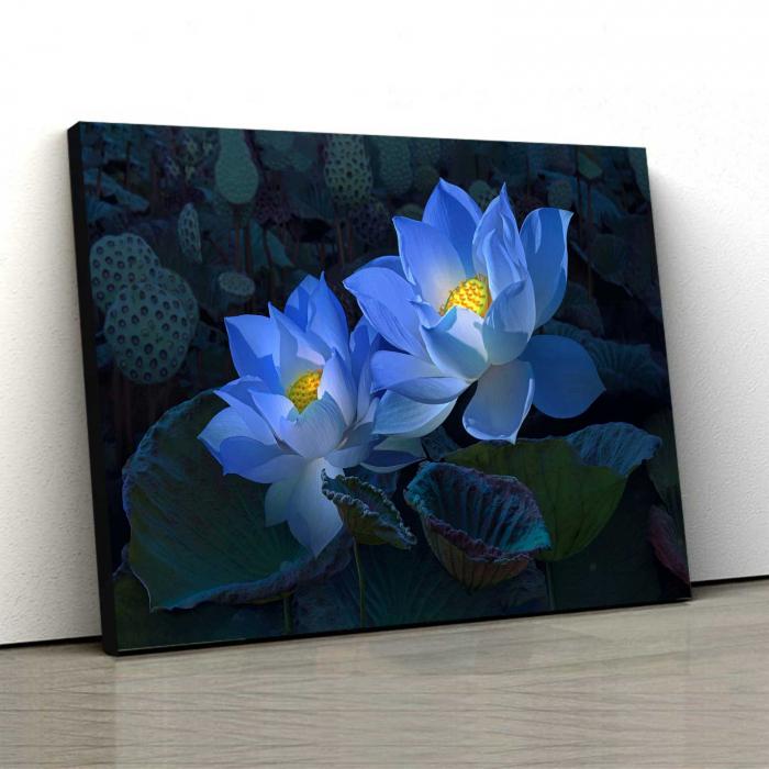 Tablou Canvas - Floare De Lotus [0]