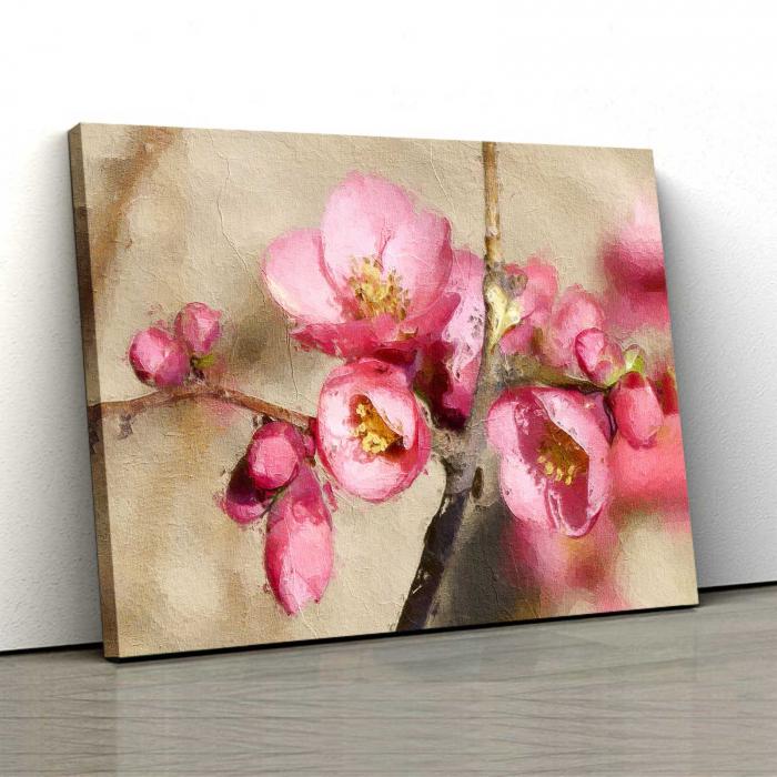 Tablou Canvas - Flori [0]