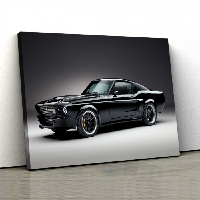 Tablou Canvas - Ford Mustang 0