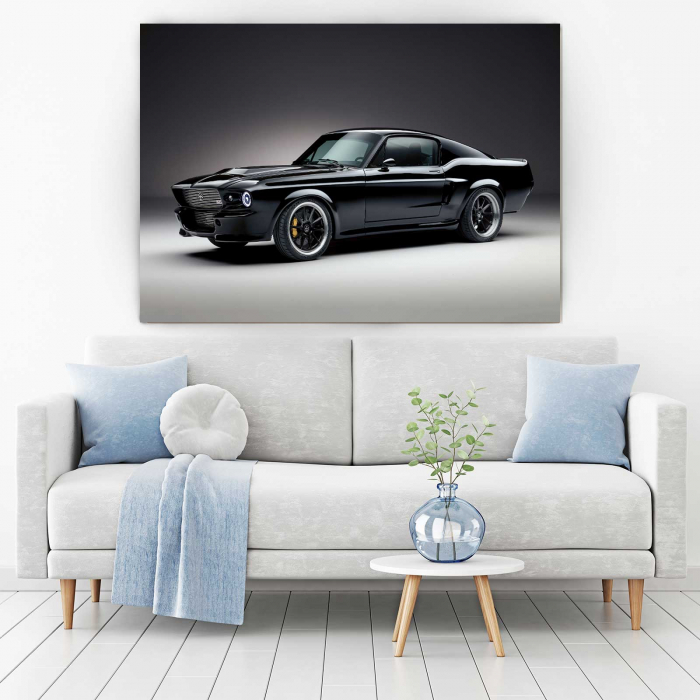 Tablou Canvas - Ford Mustang 1