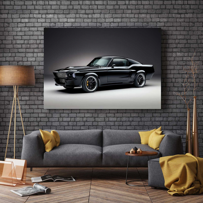 Tablou Canvas - Ford Mustang 2