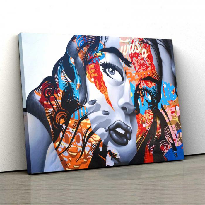 Tablou Canvas - Graffic Art [0]
