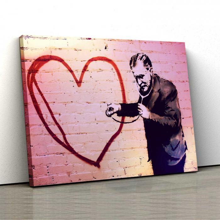 Tablou Canvas - Grafity 0