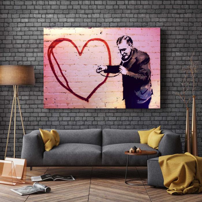 Tablou Canvas - Grafity 2