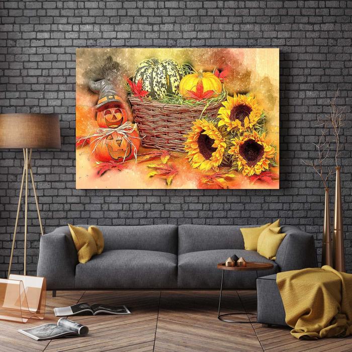 Tablou Canvas - Halloween [2]