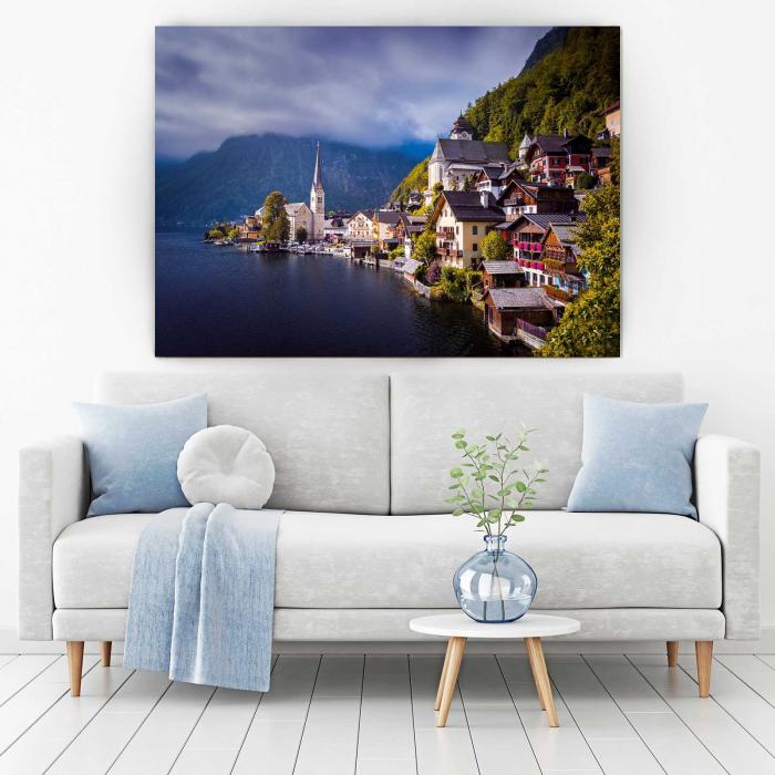 Tablou Canvas - Hallstatt Austria 2 [1]