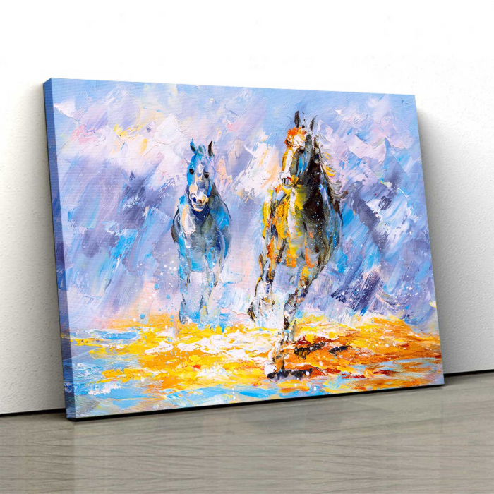 Tablou Canvas - Horse 0