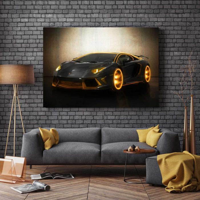 Tablou Canvas - Lamborghini [2]