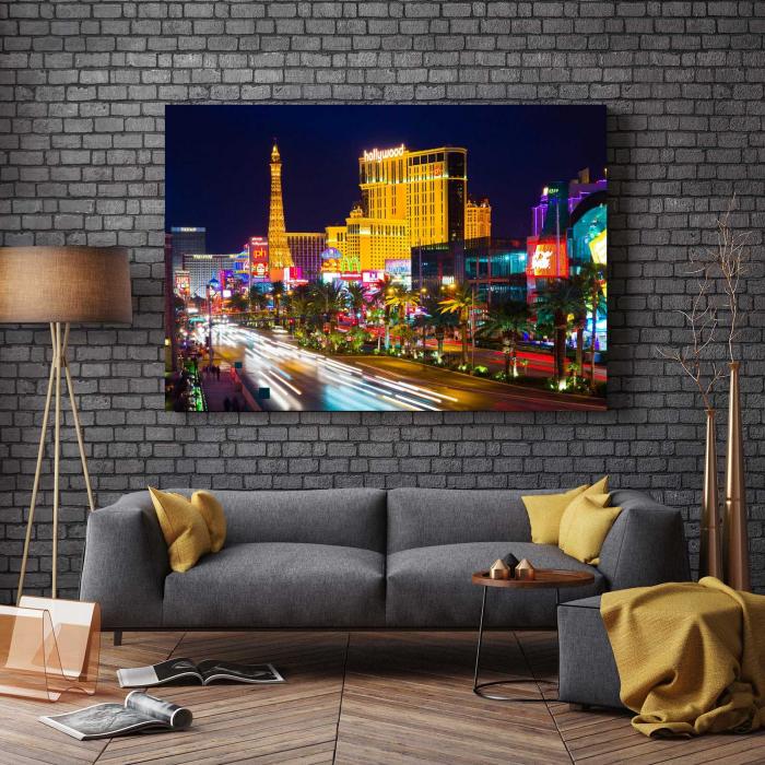 Tablou Canvas - Las Vegas 2
