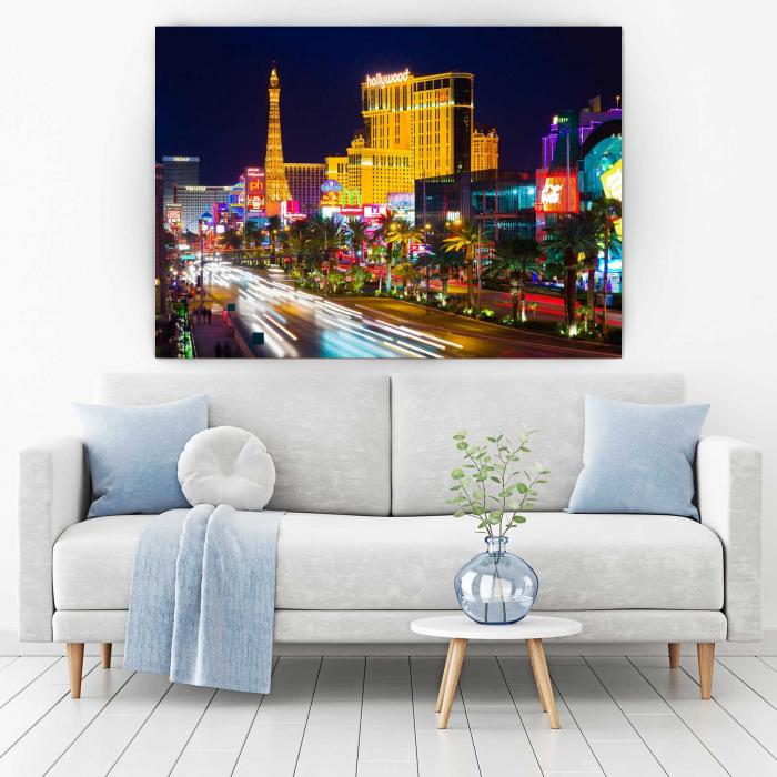 Tablou Canvas - Las Vegas 1