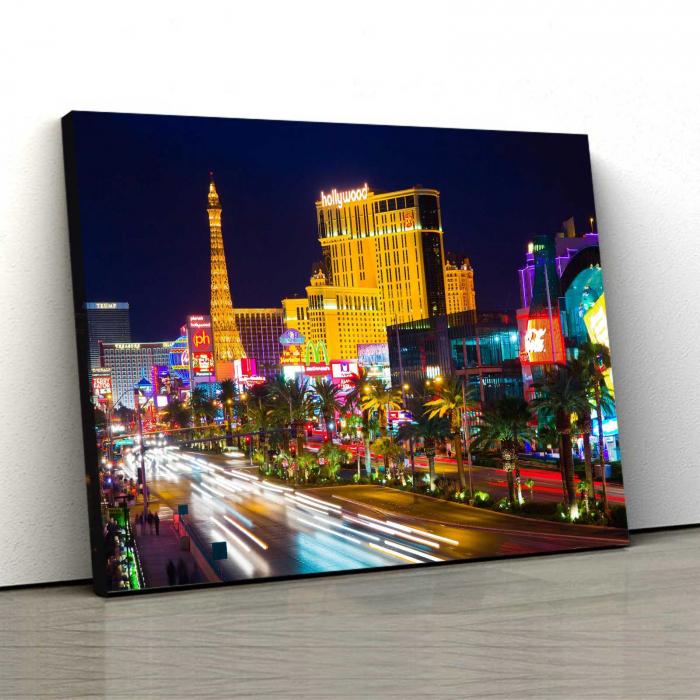 Tablou Canvas - Las Vegas 0