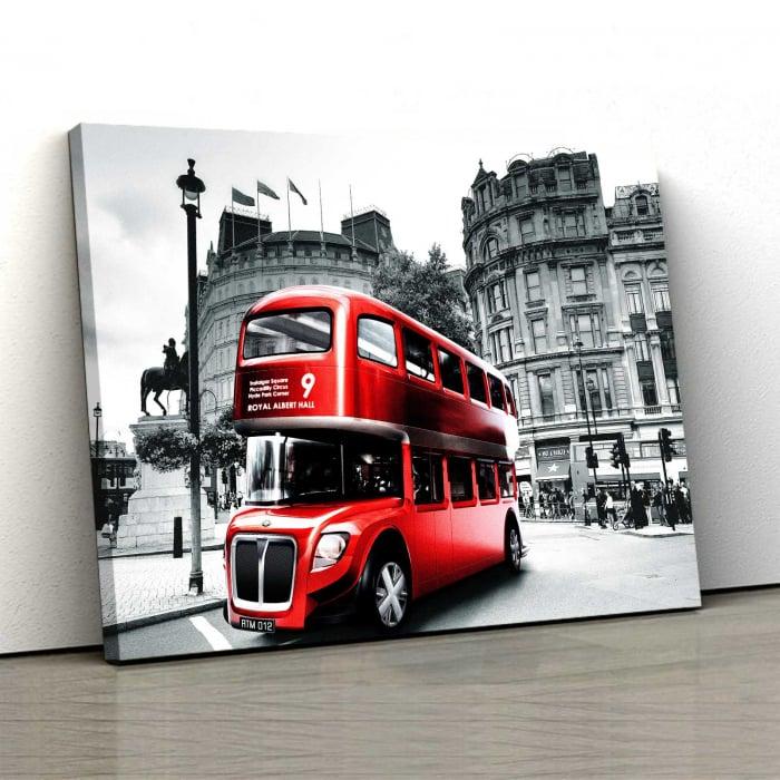Tablou Canvas - London Bus [0]
