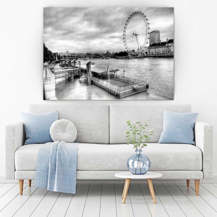 Tablou Canvas - London View [1]