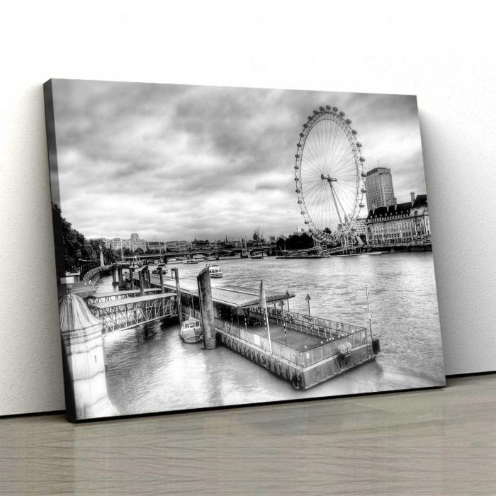 Tablou Canvas - London View [0]