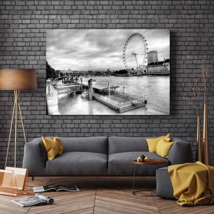 Tablou Canvas - London View [2]