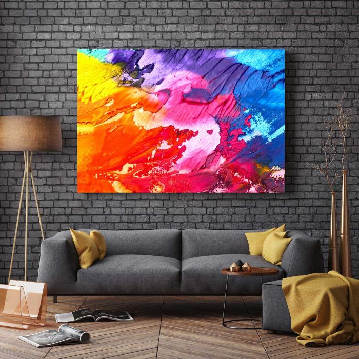Tablou Canvas - Chaos 2