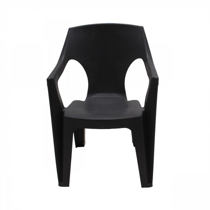 Set masa cu 6 scaune  Venghe Dreptunghiulara, pentru gradina, din plastic [2]