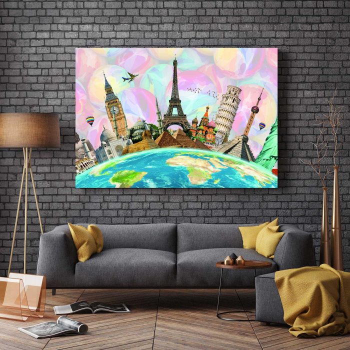 Tablou Canvas - Monumente [2]
