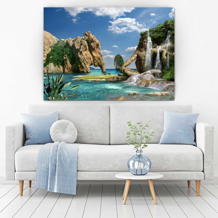 Tablou Canvas - Natural Park 1