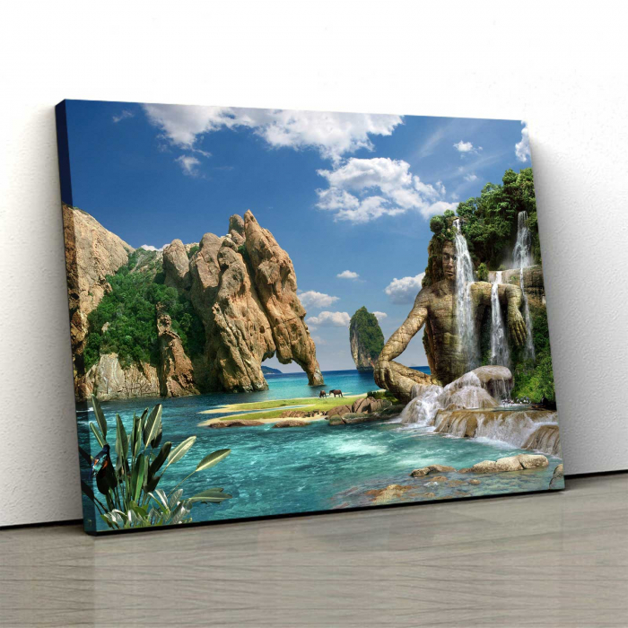 Tablou Canvas - Natural Park 0