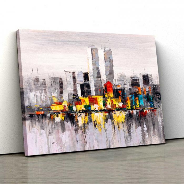 Tablou Canvas - New York Skyline [0]