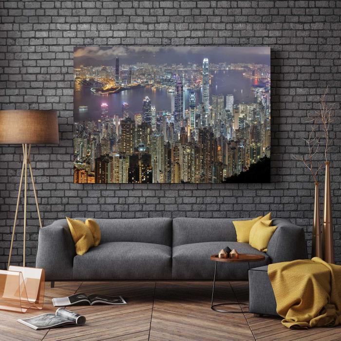 Tablou Canvas - Night View [2]