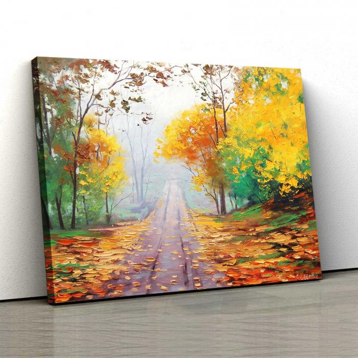 Tablou Canvas - Noiembrie 0