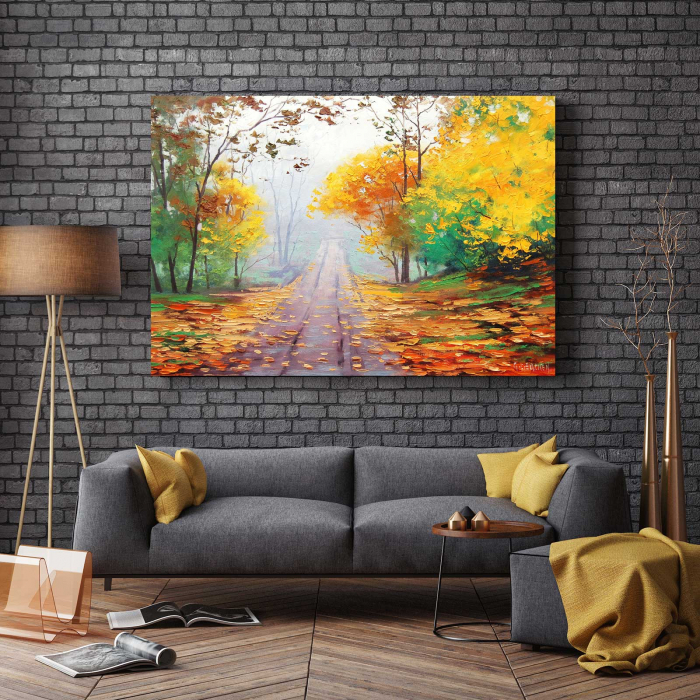 Tablou Canvas - Noiembrie 2