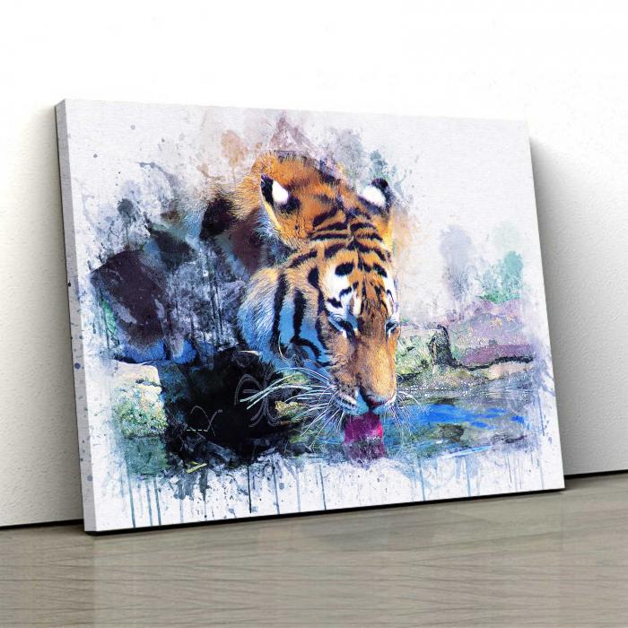 Tablou Canvas - Paint It 0