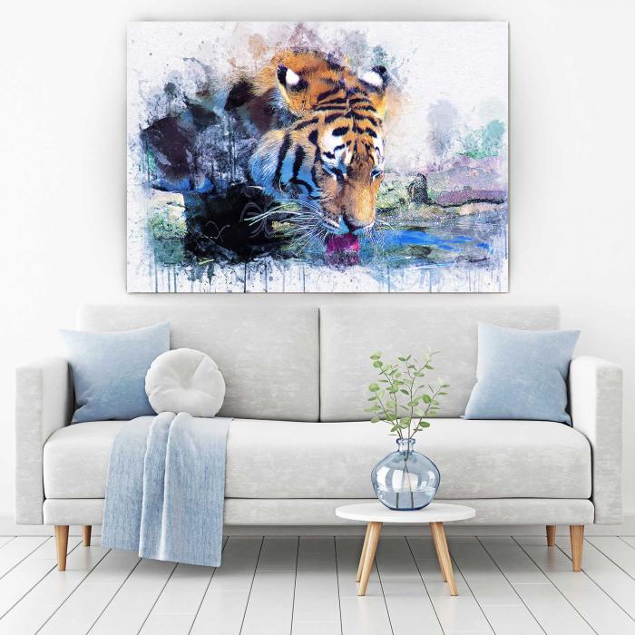 Tablou Canvas - Paint It 1