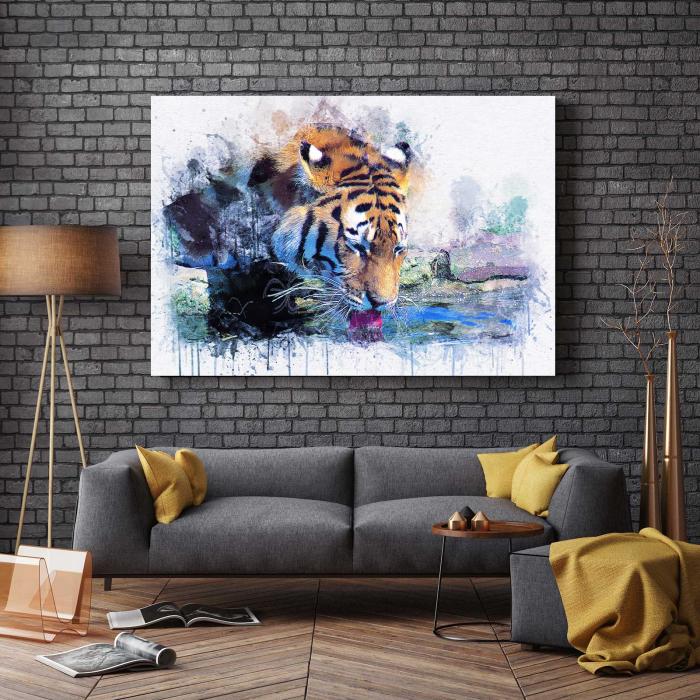 Tablou Canvas - Paint It 2