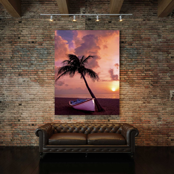 Tablou Canvas - Palm 2