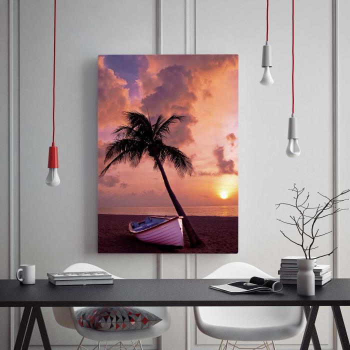 Tablou Canvas - Palm 1