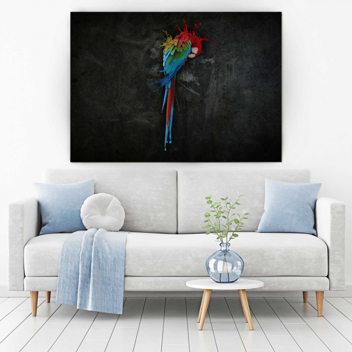 Tablou Canvas - Parrot [1]