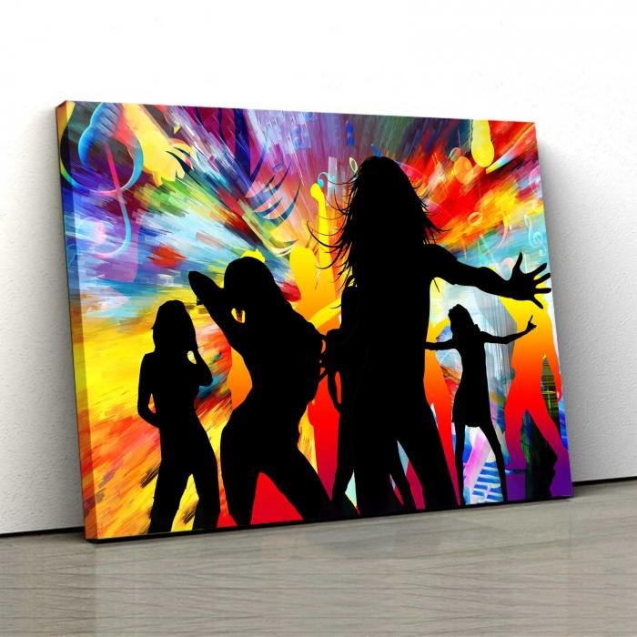 Tablou Canvas - Party People [0]